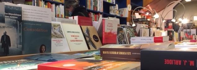 Albine Berger/Hier chevrière, aujourd'hui libraire