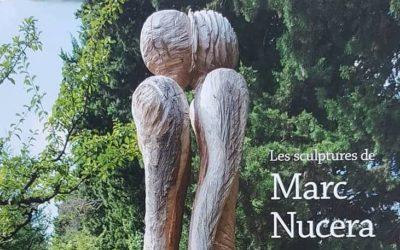 Marc Nucera/de l'art à la tronçonneuse