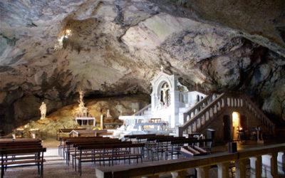 Sainte-Baume/La grotte réouverte