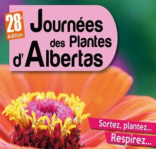 Journée des Plantes d'Albertas 2021